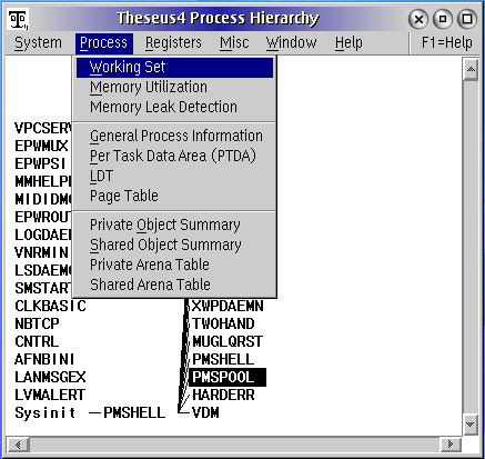 VOICE Newsletter 02/2007 - Using Theseus to Study Memory Usage Under
